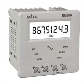 Đồng hồ đo điện năng EM368-C