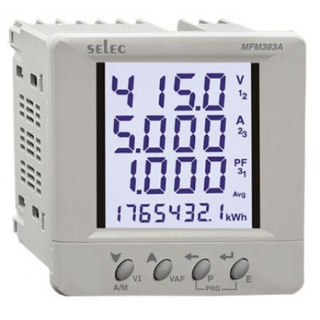 MFM383A-C Đồng hồ đa năng SELEC
