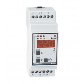 Relay bảo vệ điện áp Ke-FKR4(D)
