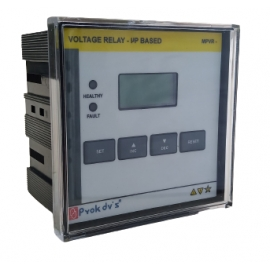 Relay bảo vệ điện áp MPVR