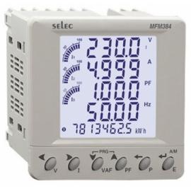 MFM384-C Đồng hồ đa năng SELEC